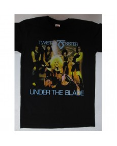 Twisted Sister – Under The Blade Tour T-shirt
