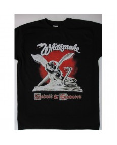 Whitesnake - Saints & Sinners Tour  T-shirt