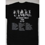 Skid Row - No Frills Tour  T-shirt