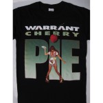 Warrant - Cherry Pie Tour 90-91 T-shirt