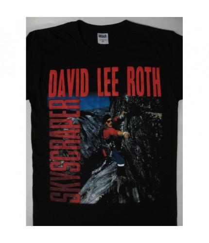 37f96a964b8 David Lee Roth - Skyscraper Tour  88 T-shirt