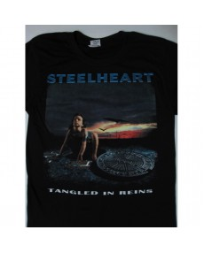 Seelheart - Tangled in Reins Tour T-shirt