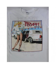 Rough Cutt - Wants You! Tour -shirt