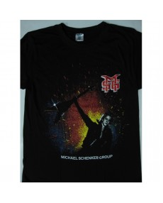 Michael Schenker Group - Assault Attack Tour T-shirt