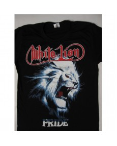 White Lion - Pride  Tour  T-shirt