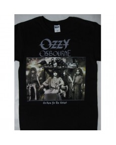 Ozzy Osbourne –  No Rest for the Wicked T-shirt
