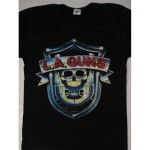 L.A. Guns -s/t No Mercy Tour '88 T-shirt