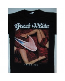 Great White – Twice Shy… T-shirt
