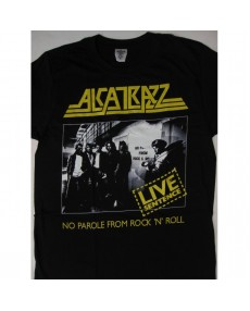 Alcatrazz – No Parole From Rock 'N' Roll / Live Sentence'84 T-shirt
