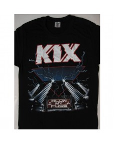 Kix – Blow My Fuse World Tour 89 T-shirt