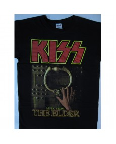 Kiss – Music From The Elder T-shirt