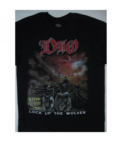 DIO – Lock Up The Wolves Tour T-shirt