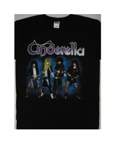 Cinderella – Night Songs Tour '86 T-shirt