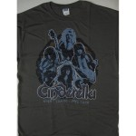 Cinderella – Night Songs Tour '86 Grey T-shirt