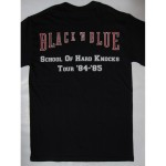 Black 'N Blue s/t Tour '84-'85 T-shirt