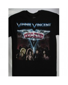 Vinnie Vincent Invasion – '86 Rare T-shirt