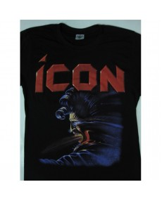 Icon - s/t Tour '84  T-shirt