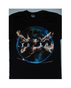 Tesla - Mechanical Resonance  Tour '87 -'88  T-shirt