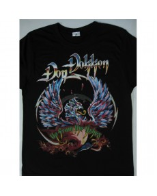 Don Dokken – Up From The Ashes Tour 91 T-shirt