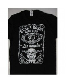 Guns N' Roses - Appetite for Destruction / Paradise City T-shirt