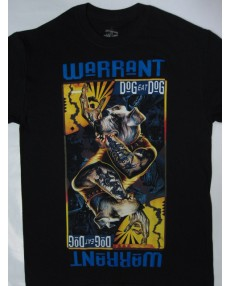Warrant – Dog Eat Dog Tour T-shirt