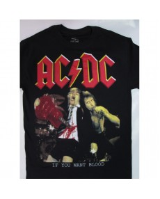 AC/DC – If You Want Blood T-shirt