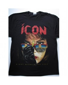 Icon – Right Between The Eyes T-shirt