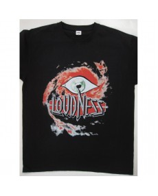 Loudness -  Hurricane Eyes Tour '87 T-shirt