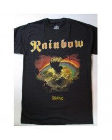 Rainbow – Rising T-shirt Dio / Ritchie Blackmore