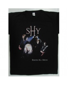 Shy - Excess All Areas T-shirt