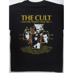 The Cult - Electric Tour '87 T-shirt
