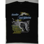 Thin Lizzy - Thunder and Lightning Tour T-shirt