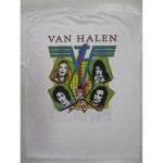 Van Halen  - Women and Children First / Diver Down T-shirt