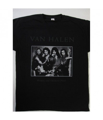 Van Halen – Women and Children First T-shirt