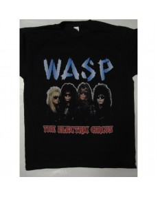 Wasp - Inside the Electric Circus Tour - T-shirt