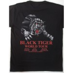 Y&T - Black Tiger Tour T-shirt