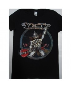 Y&T - In Rock We Trust T-shirt