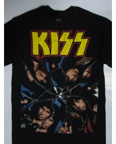 Kiss – Crazy Nights Tour 87-88 T-shirt