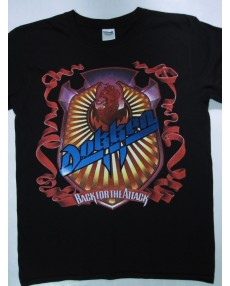 Dokken – Back For The Attack Tour 87-88 T-shirt