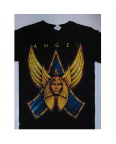 Angel -s/t '75 Glam Rock Band / Giuffria T-shirt