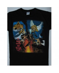 Stryper  – To Hell With The Devil  T-shirt