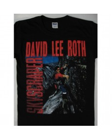 David Lee Roth - Skyscraper Tour '88 T-shirt