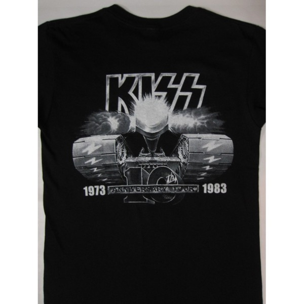 Kiss – Creatures of the Night Tour T-shirt