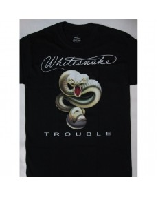 Whitesnake – Trouble T-shirt