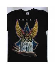 Angel - Helluva Band  Glam Rock Band / Giuffria T-shirt