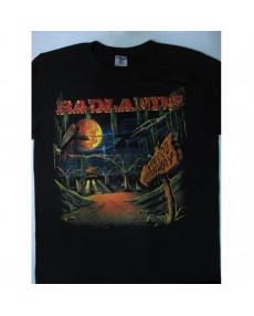 Badlands - Voodoo Highway Tour '91 T-shirt