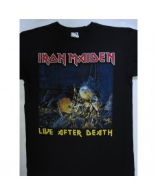 Iron Maiden –  Live After Death T-shirt