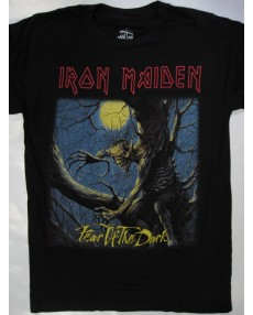 Iron Maiden – Fear Of The Dark T-shirt