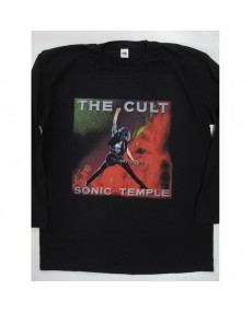 The Cult - Sonic Temple '89 Long Sleeve
