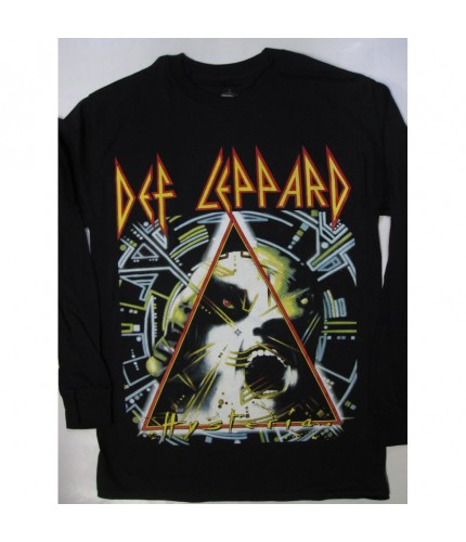 Def Leppard - Hysteria Tour '88 Long Sleeve